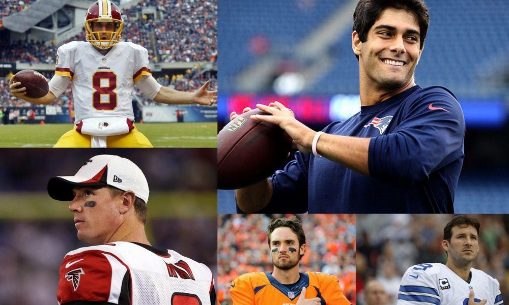 Top 5 Quarterbacks to watch in NFL 2017 images