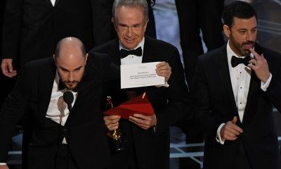 Was 2017 Academy Awards Gaffe Staged and Deliberate images