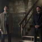 adam fergus with misha collins movie tv tech geeks supernatural