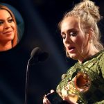 adele and beyonce show how women should support each other 2017 images