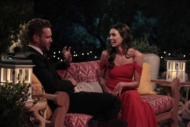 bachelor nick viall date with Whitney Fransway 2017 kicked off