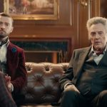 bai justin timberlake with christopher walken super bowl
