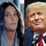 caitlyn jenner vs donald trump on transgender bathroom issue