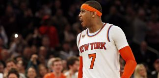 carmelo anthony looking safe with knicks as trade deadline hits 2017 images