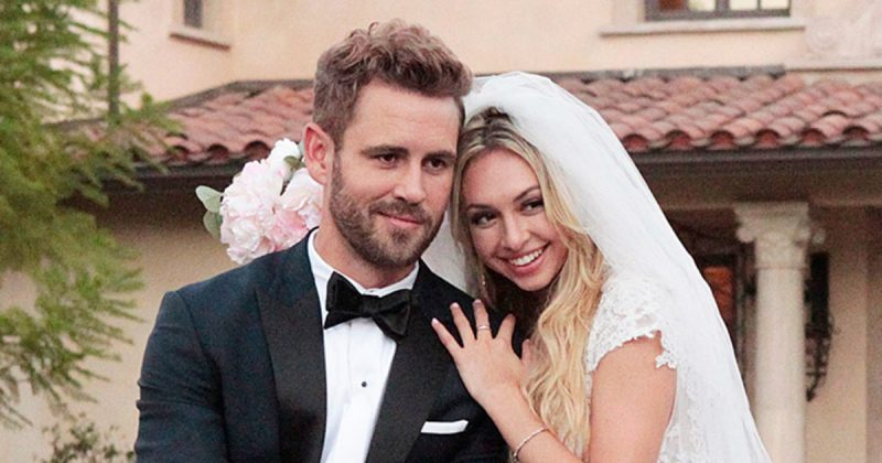 corinnes with nick viall the bachelor in paradise