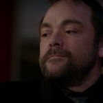 crowley supernatural family feud tears 1214