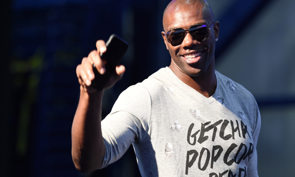 Terrell Owens Getting what he Deserves 2017 images