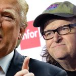 donald trump giving michael moore more work 2017