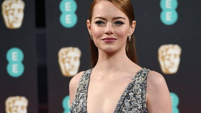 emma stone bafta 2017 speech