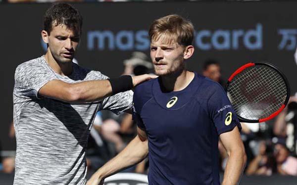 Grigor Dimitrov, David Goffin Headline ATP Sofia Draw 2017 images
