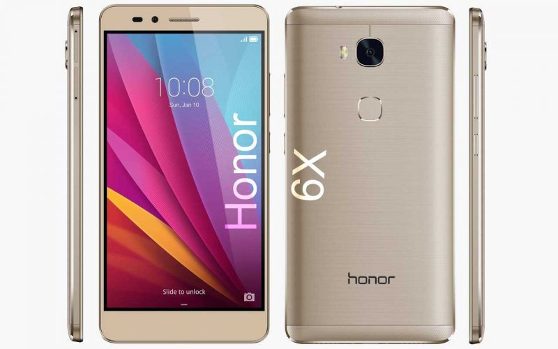 hot tech huawei honor 6x ces 2017