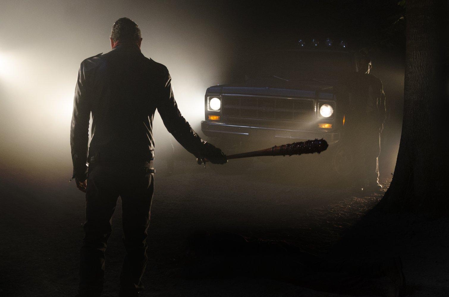 Jeffrey Dean Morgan on Negan and 'Walking Dead's' return 2017 images