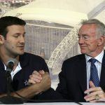 jerry jones cant bear thought of losing tony romo 2017 images