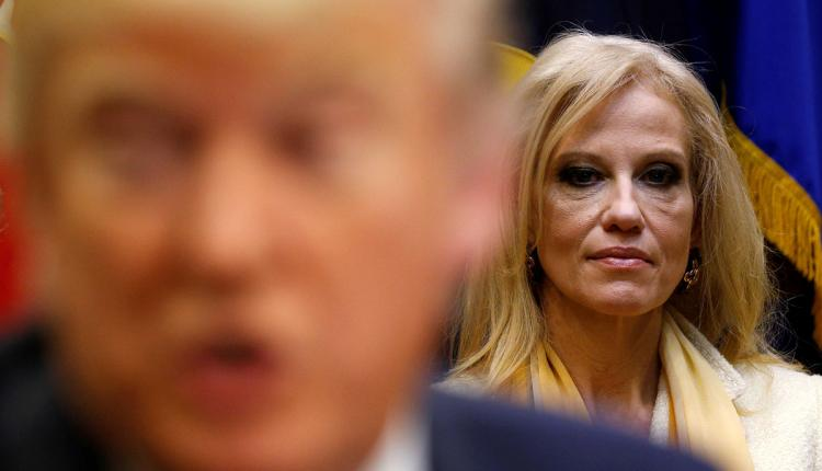 kellyanne conway mixes her facts up with donald trump