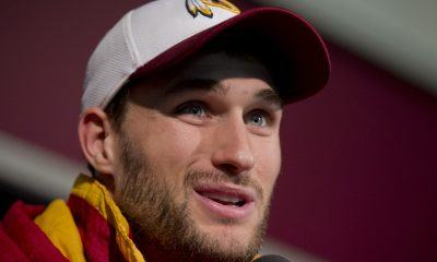 kirk cousins payday could make him highest in nfl 2017 images