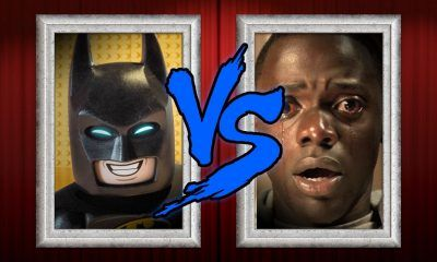lego batman gets out of way for jordan peele at box office 2017 images