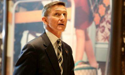 michael flynn fired by obama and resigned to donald trump 2017 images