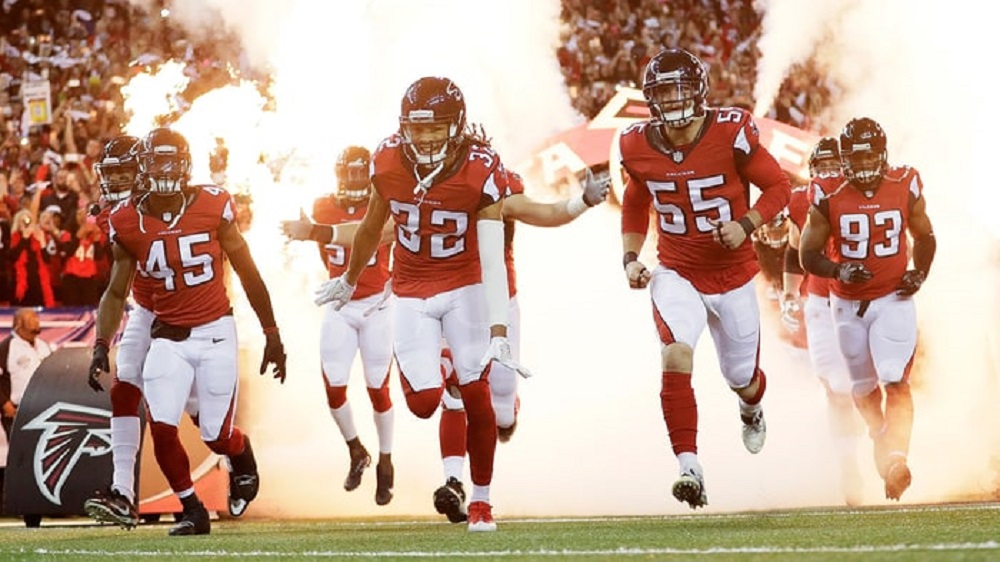 NFL betting records broken with Atlanta Falcons Super Bowl 51 2017 images