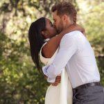 nick viall kissing rachel bachelor