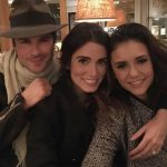 nina dobrev hangs with ian somerholder again 2017
