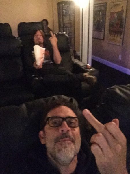 norman reedus and jeffrey dean morgan fingering movie tv tech geeks