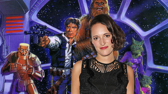 phoebe waller bridge heading into star wars han solo territory