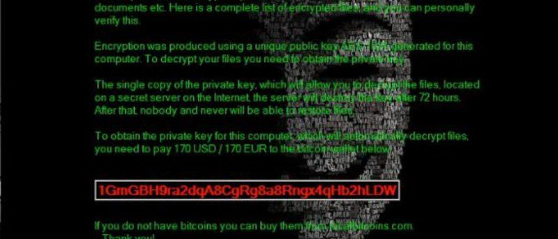 ransomware grows on internet windows 10