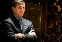 russia defends michael flynn while white house evaluates 2017 images