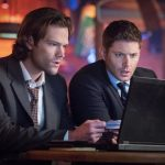 sam dean winchester laptop search regarding dean