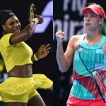 serena williams and angelique kerber battle for top spot