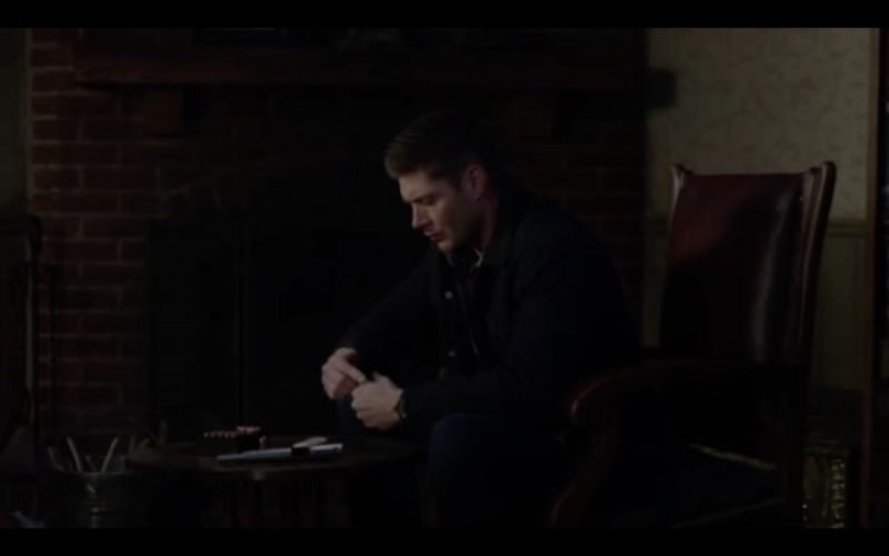 superantural stuck in middle dean winchester dark spot