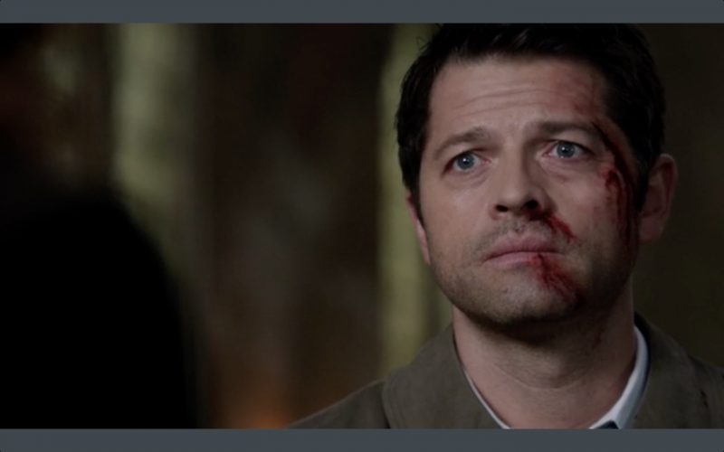 supernatural 1210 castiel sad apology