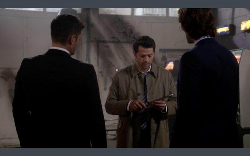 supernatural 1210 fbi suits castiel