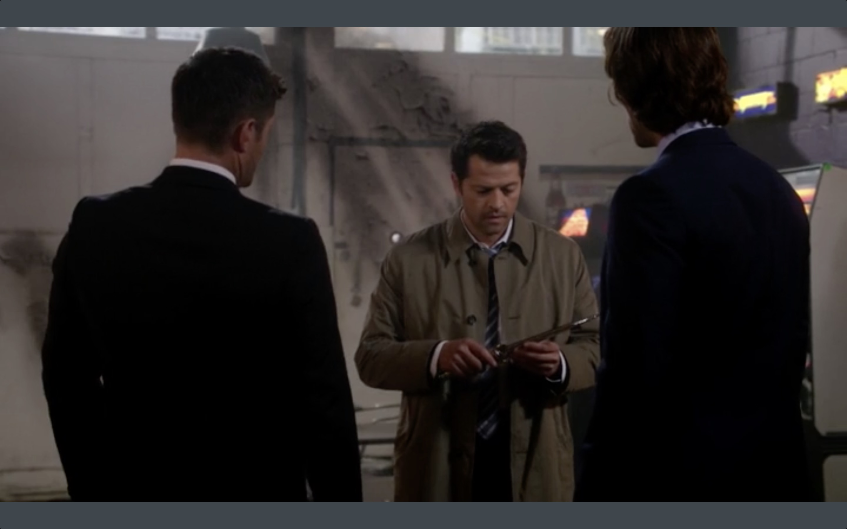 The Evolution of Castiel (Misha Collins' Deft Portrayal) in Supernatural 12.10 2017 images