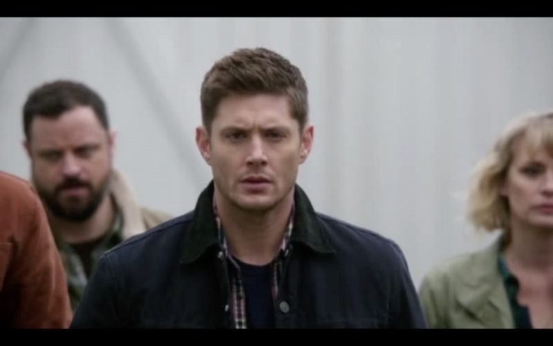 supernatural 1212 dean jensen ackles slow walking 2017