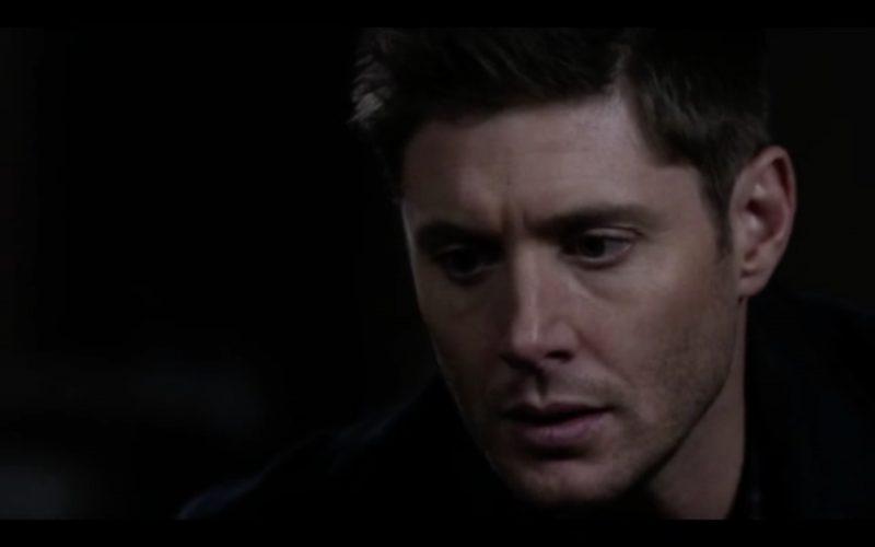 supernatural 1212 dean winchester castiel wound