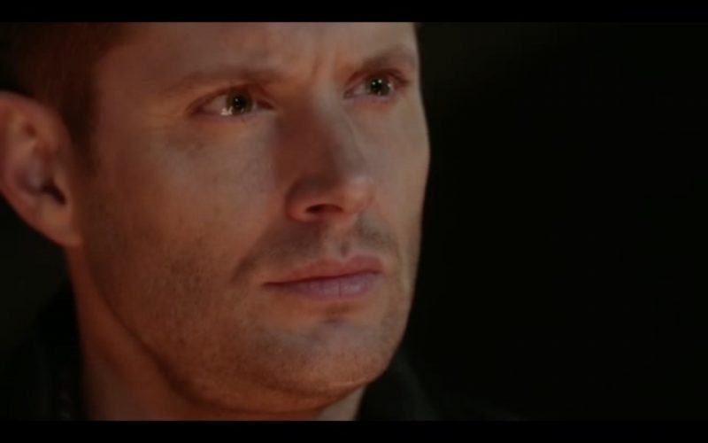 supernatural 1212 dean winchester huh moment stuck in middle