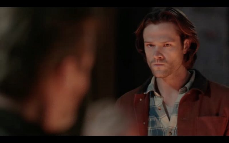 supernatural 1212 sam winchester with demon