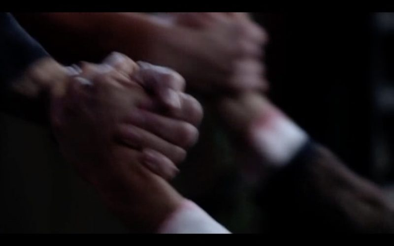 supernatural 1212 winchester brothers holding hands