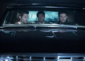 supernatural goes out the box with stuck in the middle with you 1212 2017 images