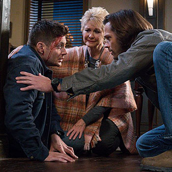 supernatural regarding dean with sam