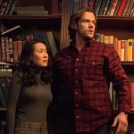 supernatural sam winchester with girl family feud
