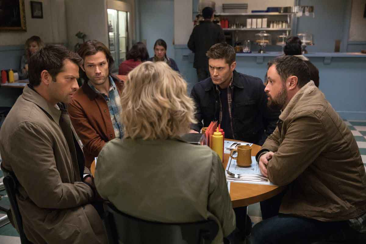 another look at supernatural stuck in the middle with you review 2017 images