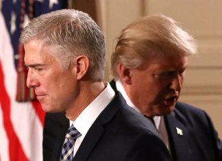 supreme court pick neil gorsuch vs antonin scalia 2017 images