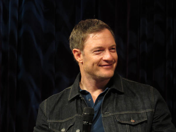 'Battlestar Galactica,' 'Supernatural' Tahmoh Penikett on Innovative New Series 'Deep Six' 2017 imges
