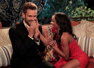 the bachelor nick viall sends danielle kristina home and no rachel 2017 images