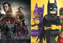 the great wall no match for lego batman and fifty shades at box office 2017 images