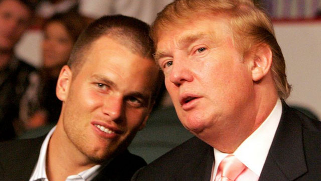 NFL Transcripts from Super Bowl Week Downplay Donald Trump, Roger Goodell 2017 images