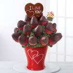 valentines day berries