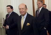 white house brings in more russia connections with wilbur ross 2017 images